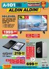 A101 1 Mart 2018 Katalogu - Exper T7C Tablet