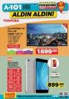 A101 1 Şubat 2018 Aktüel Kataloğu - Xiaomi Redmi Note 5A Prime