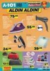 A101 14 Aralık 2017 Aldın Aldın Fırsatları - Arzum İmaj Saç Kurutma Makinesi