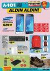 A101 15 Mart 2018 Aktüel Kataloğu - Samsung J120 Cep Telefonu
