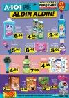 A101 18 Ocak 2018 Katalogu - Temizlik Ürünleri