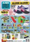 A101 2 Ağustos 2018 Kataloğu - Skechers Bayan Spor Ayakkabı