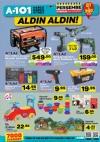 A101 21 Aralık 2017 Aktüel Katalogu - Attlas Eco 2500 4 Zamanlı Benzinli Jeneratör