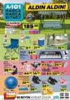 A101 21 Haziran 2018 Aktüel Katalogu - Universal Pilates Seti