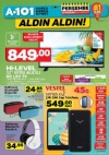 A101 22 Haziran 2017 - Broşür Bir
