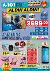 A101 22 Mart 2018 Kataloğu - Samsung Kavisli Led Tv