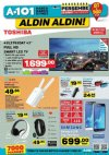 A101 22 Şubat 2018 Aktüel Ürünler - Toshiba Full HD Smart Led Tv