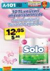 A101 24 - 30 Mart 2018 İndirim - Solo Parfümlü Tuvalet Kağıdı