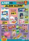 A101 25 Ocak 2018 İndirimli Ürünler Kataloğu - ABC Toz Deterjan