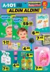 A101 27 Temmuz - Molfix Bebek Bezi Çeşitleri