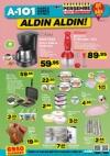 A101 28 Eylül 2017 Perşembe - Arzum El Blender Seti