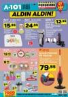 A101 30 Kasım 2017 Aktüel Fırsatları - Aprilla Tıraş Makinesi