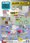 A101 31 Mayıs Aktüel Katalogu - Katlanabilir Yaylı Yatak