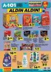 A101 5 Nisan 2018 Fırsat Ürünler Kampanya Kataloğu - Eti Cicibebe