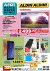 A101 7 Haziran 2018 Katalogu - Toshiba Smart SAT UHD Led Tv