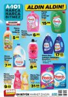 A101 8 Kasım 2018 Perşembe Fırsatları - Peros Sıvı Çamaşır Deterjanı