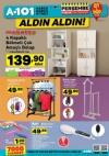 A101 Aktüel 11 Ocak 2018 Katalogu - Çok Amaçlı Dolap