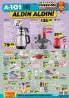 A101 Aktüel - 14 Aralık 2017 - Sinbo Elektrikli Çay Makinesi