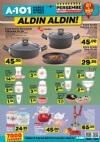 A101 Aktüel 16 Kasım 2017 Kataloğu - Verda Emaye Çaydanlık Seti