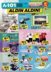 A101 Aktüel 24 Ağustos - 31 Ağustos 2017 Fırsatları