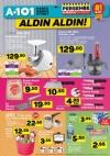 A101 Aktüel 24 Ağustos - Arzum Blender Seti