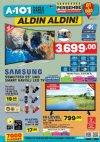 A101 Aktüel 3 Mayıs 2018 Kataloğu - Samsung Kavisli Led Televizyon
