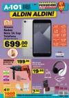 A101 Aktüel 4 Ocak 2018 Katalogu - Xiaomi Redmi Note 5A