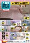 A101 Fırsatları 11 Ekim 2018 Kataloğu - Ev Tekstil Ürünleri
