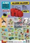 A101 Fırsatları 24 Mayıs 2018 Katalogu - Çocuk Keten Ayakkabı