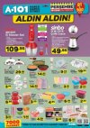 A101 Market 19 Nisan 2018 Kataloğu - Mutfak Ürünleri