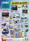 A101 Market 5 Temmuz 2018 Kataloğu - Piranha Oto Teyp
