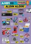 A101 Market 6 Temmuz 2017 - Park Sensörü