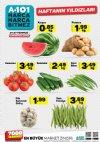A101 Sebze Meyve Kampanyası - 21 - 27 Temmuz 2018 Kataloğu