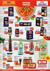 BİM 20 Şubat 2018 Fırsat Ürünleri Katalogu - Barilla Makarna