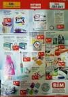 BİM 27 Haziran 2017 - Temizlik Ürünleri