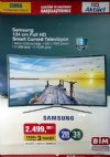 Samsung Full HD Smart Curved Televizyon 12 Ekim'de BİM Market'te