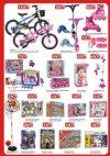 Tedi 23 Nisan Çocuk Bayramı Özel Ürünleri - Bisiklet ve Oyuncak 2018