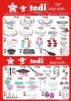 Tedi Aktüel 8 - 12 Ocak 2018 Katalogu - Mutfak Ürünleri