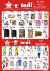 Tedi Aktüel Ürünler 15 Ocak ve 19 Ocak 2018 Katalogu