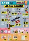 A101 11 Mayıs 2017 Katalogu - Lisanslı Taraftar Ürünleri