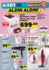 A101 11 Mayıs 2017 Katalogu - Philips Epilasyon Aleti
