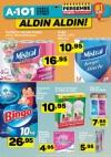 A101 11 Mayıs 2017 Katalogu - Temizlik Ürünleri