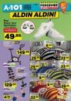 A101 18 Mayıs 2017 Katalogu - Lastikli Mekik Çekme Aleti