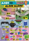 A101 18 Mayıs 2017 Katalogu - Piknik Malzemeleri