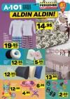 A101 2 - 9 Mart 2017 Katalogu - Tay Tüyü Çekyat Örtüsü