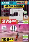A101 2 Mart 2017 Katalogu - Dik Elektrikli Süpürge