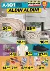 A101 23 Şubat 2017 Katalogu - Çift Kişilik Pamuk Battaniye