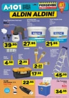 A101 27 Nisan 2017 Fırsat Ürünleri - Boya Tabancası