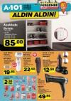 A101 30 Mart 2017 Kampanyası - Arzum Saç Kurutma Makinesi