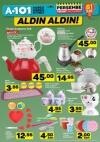 A101 9-16 Şubat 2017 Aktüel Ürünler Katalogu